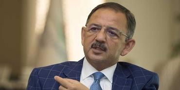 Bakan Özhaseki'den Fikirtepe yorumu: Belediyeler yüzünden...