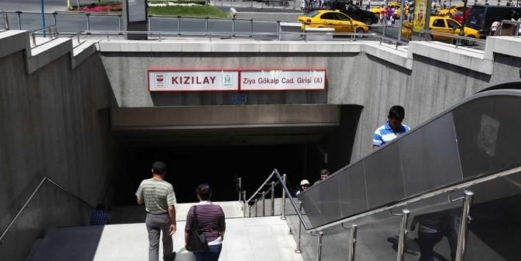 Ankara'da Kızılay'a aktarmasız ulaşım heyecanı