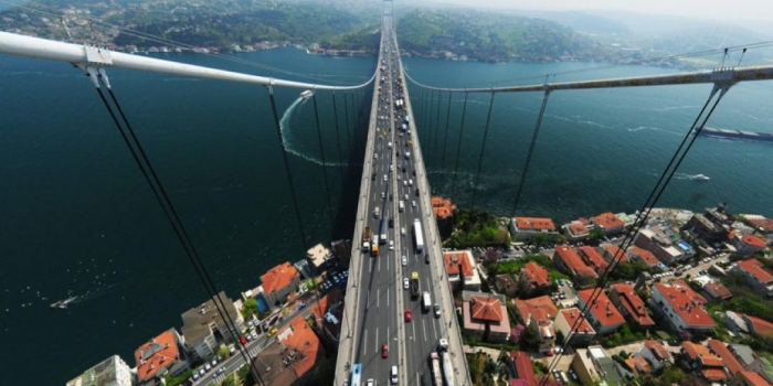 Köprü ve otoyollardan 8 ayda 1.1 milyarlık gelir