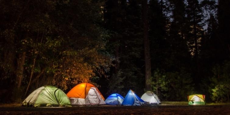 Türkiye'nin en iyi kamp alanları