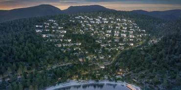 Bodrum'un en yeni lüks konut yatırımı: Mesa Bodrum Demirbükü