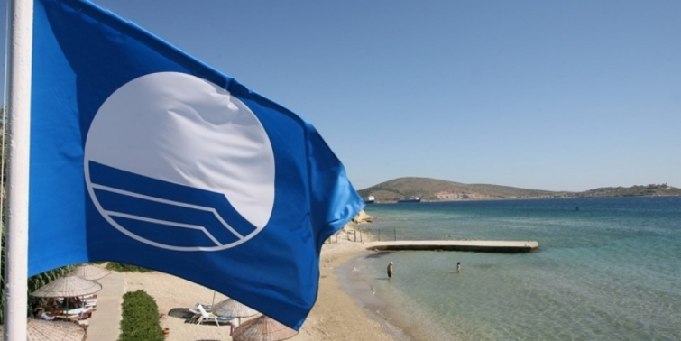 Türkiye'nin mavi bayraklı plajları
