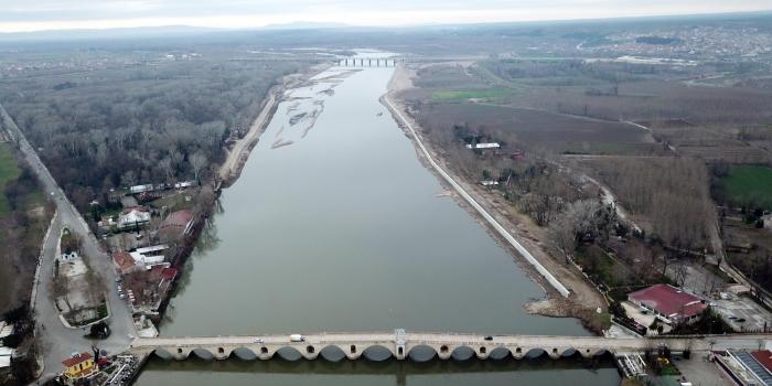 Kanal Edirne projesi tamamlanıyor
