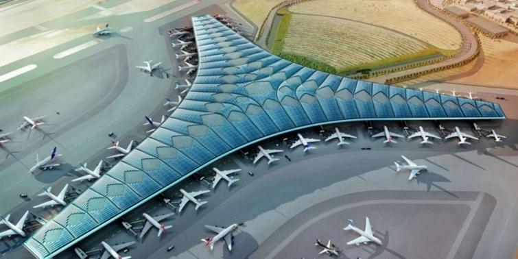 Kuveyt Havalimanı 21 ayda tamamlandı