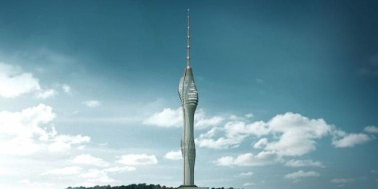 İstanbul'a 2 yeni TV-Radyo Kulesi yapılacak
