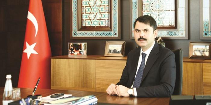 Murat Kurum'un yardımcıları Resmi Gazete'de
