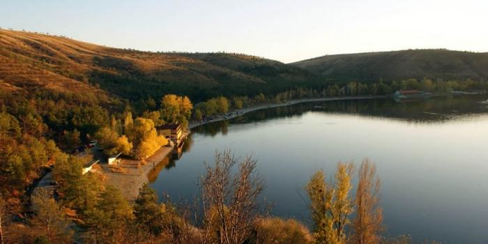 Eymir Gölü'ne komşu arazi Millet Bahçesi olacak