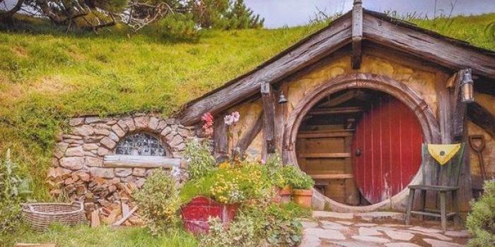 Hobbit Köyü Sivas'ta kuruluyor