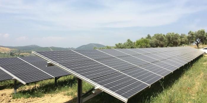 Kuşadası Güneş Enerji Santrali üretime başlıyor
