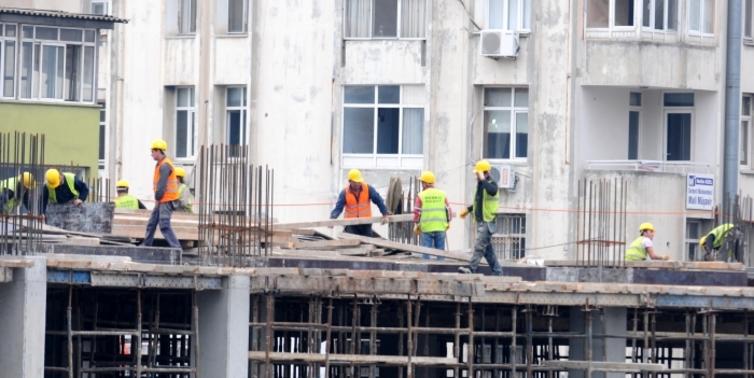 Bursa'da inşaat kazası: 1 işçi öldü