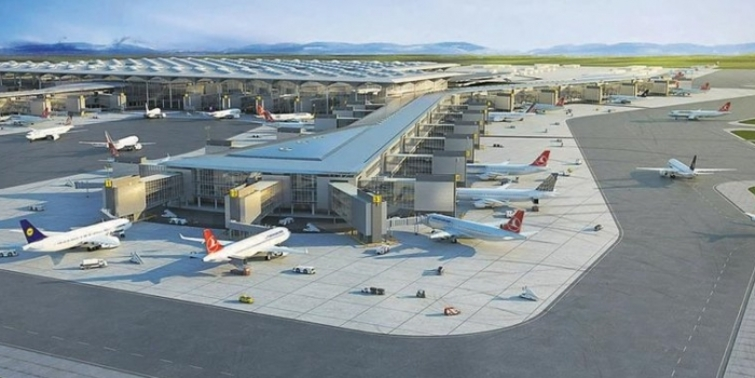 3.Havalimanı özellikleri nedir?