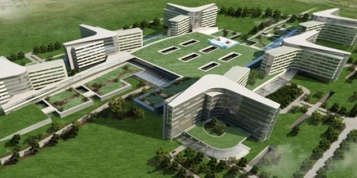 Sancaktepe Şehir Hastanesi ihaleye çıkıyor