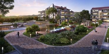 Ege Yapı'dan 110 milyonluk yatırım: Çamlıyaka Konakları