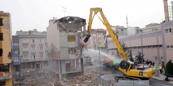 Avrupa'da yenileme, Türkiye'de yıkım