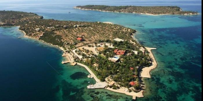 Türkiye'de kaç tane ada var?