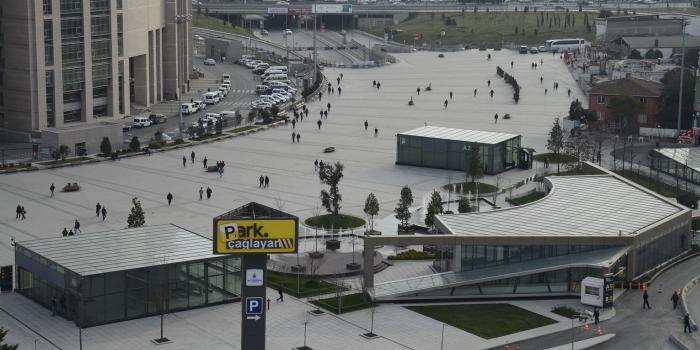 İstanbul'un en büyük otoparklarından biri satılıyor