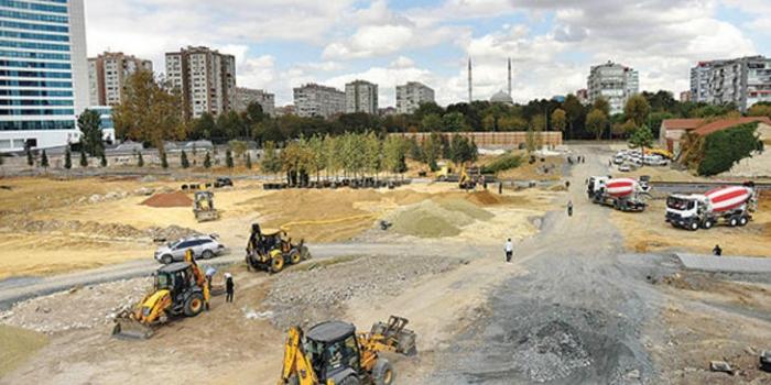 2019'un başında 17 Millet Bahçesi bitmiş olacak