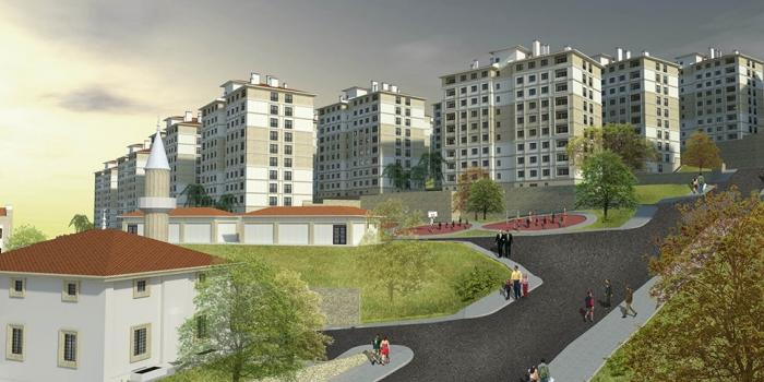 TOKİ'den yeni taşınmaz satışı: 232 iş yeri, 104 konut