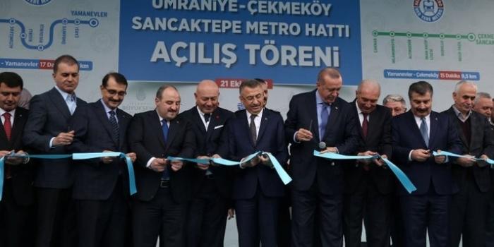 Üsküdar Çekmeköy metrosunda son durum: Seferler başladı