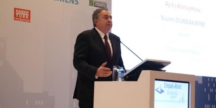 İNDER Başkanı: Sektör üzerindeki kriz etkisi bitti