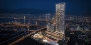 Mahall Bomonti İzmir'de manzaralı yüksek katların satışları başladı