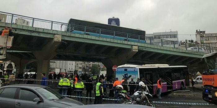 İstanbul'da son 2 günde 3 tramvay kazası