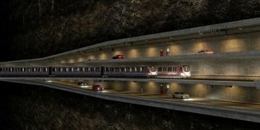 3 Katlı Büyük İstanbul Tüneli ihale çağrısı Aralık'ta yapılacak