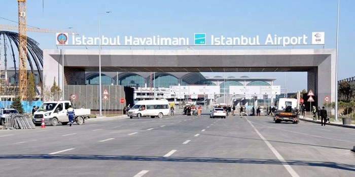 İstanbul Havalimanı'ndan 15 bin kişi uçtu