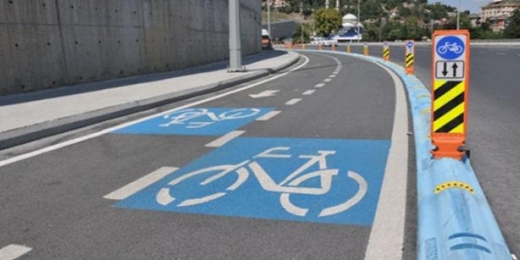 Bisiklet yolu zorunlu oluyor