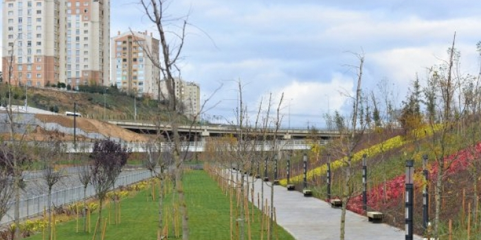 İstanbul'un ilk millet bahçeleri açıldı