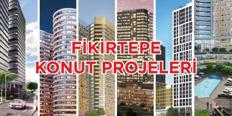 Fikirtepe Konut Projeleri