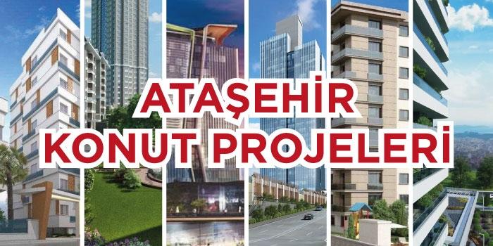 Ataşehir Konut Projeleri!