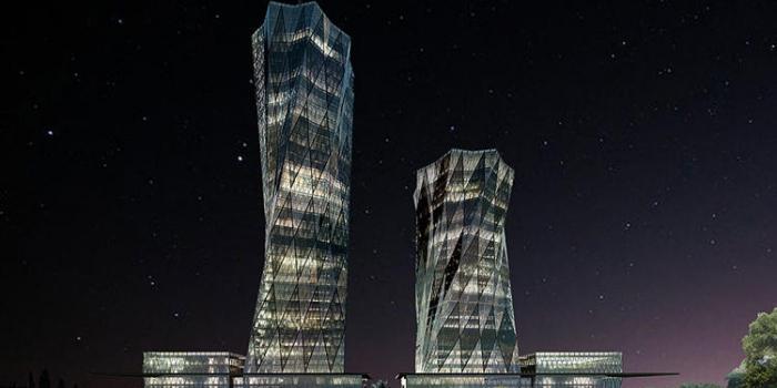 Vakıfbank'ın yeni genel müdürlük binası için imzalar atıldı
