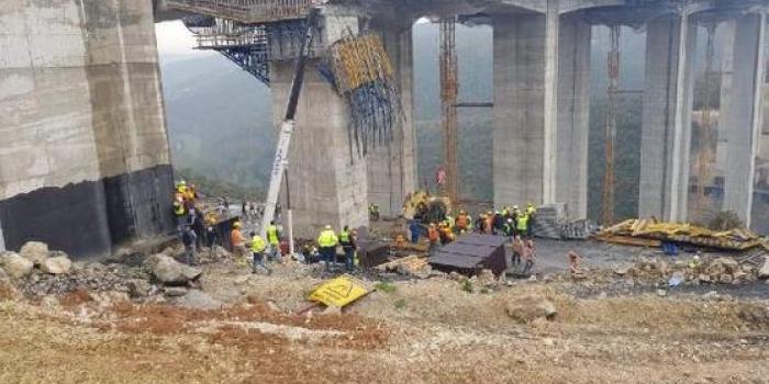 Kuzey Marmara Otoyolu'ndaki kaza hakkında yayın yasağı