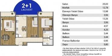Resim İstanbul Kat ve Daire Plan Resimleri-4