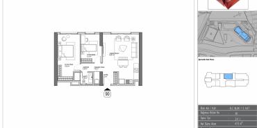 Referans Kartal Towers Kat ve Daire Plan Resimleri-10