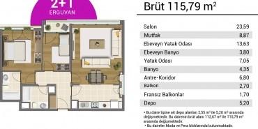 Resim İstanbul Kat ve Daire Plan Resimleri-5