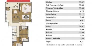 Resim İstanbul Kat ve Daire Plan Resimleri-13