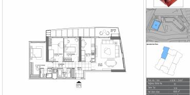 Referans Kartal Towers Kat ve Daire Plan Resimleri-12