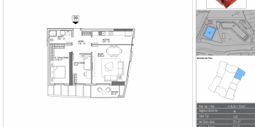 Referans Kartal Towers Kat ve Daire Plan Resimleri-7
