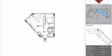 Referans Kartal Towers Kat ve Daire Plan Resimleri-5