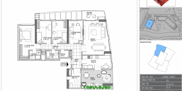 Referans Kartal Towers Kat ve Daire Plan Resimleri-19