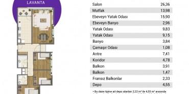 Resim İstanbul Kat ve Daire Plan Resimleri-11