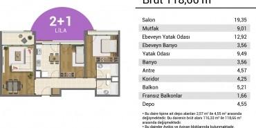 Resim İstanbul Kat ve Daire Plan Resimleri-6