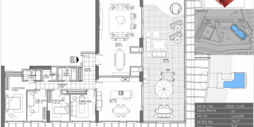 Referans Kartal Towers Kat ve Daire Plan Resimleri-17