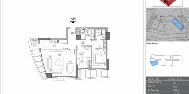 Referans Kartal Towers Kat ve Daire Plan Resimleri-11