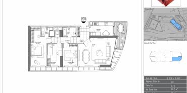Referans Kartal Towers Kat ve Daire Plan Resimleri-16