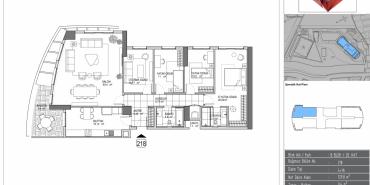Referans Kartal Towers Kat ve Daire Plan Resimleri-18