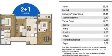 Resim İstanbul Kat ve Daire Plan Resimleri-7