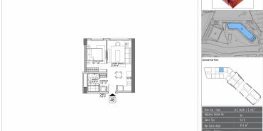 Referans Kartal Towers Kat ve Daire Plan Resimleri-4